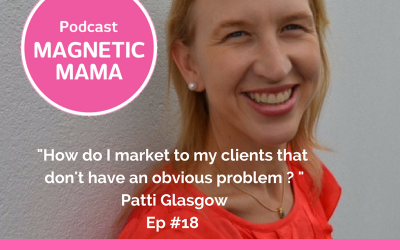 Live mentoring session with guest Patti Glasgow – Ep #18