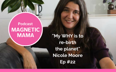 Live mentoring on finding your niche with guest Nicole Moore – Ep #22
