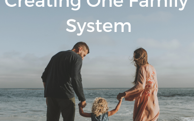 How do two CEO's create a family system?