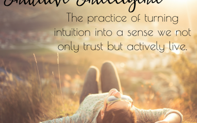 Are you being guided by non-local intuition?
